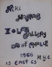 Niki de Saint Phalle (France 1930-2002)