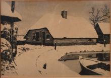 IJkelenstam, H. (Dutch 1897-1993)