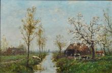Barend Brouwer (Dutch 1872-1936)