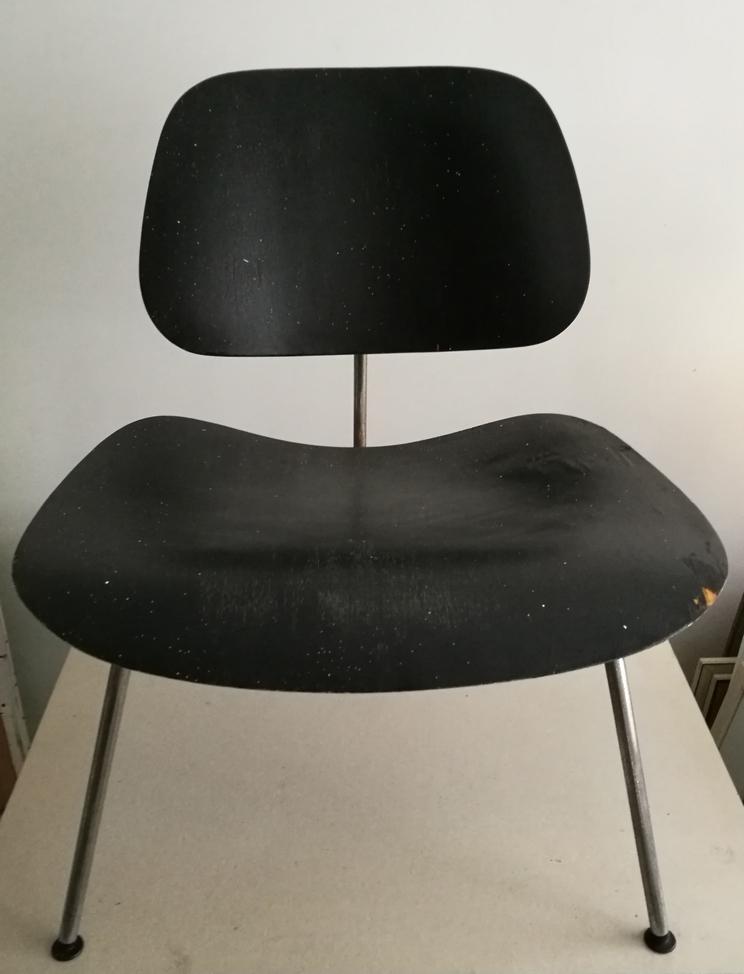Eames charles en ray eames vs 20e eeuw - Eames eames stoel ...