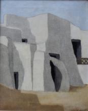 Johan Windhorst (1884-1970), Witte huizen