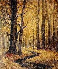 Wingen Jan (1874-1956) Autumn