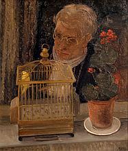 Meurs  Harmen (1891-1964) The bird