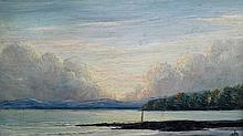 Oostendorp  Jan Harm (1896-1979) Indonesian landscape