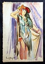 Berg  Freek van den (1918-2000) Actress