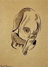 Berg  Freek van den (1918-2000) Cat