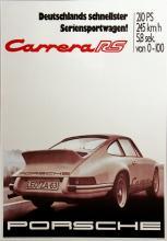 Porsche Porsche Carrera RS Deutschlands schnellster Seriensportwagen!