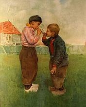 Charlet, Frantz (Belgium 1862-1928)