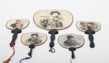 Van Rijn's Mosterd - Fan set
