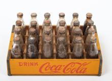 Miniature Coca Cola crate