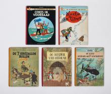 Hergé - Tintin