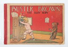 Buster Brown The Busy Body