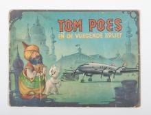 Marten Toonder - Tom Poes en de Vliegende Kalief