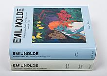 [Emil Nolde (1867-1956)] Catalogue Raissonné of the Oil-Paintings