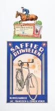 De Vré - Saffier Rijwielen. Rijwielfabriek Jac. Franssen & Zonen, Venlo