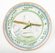 [Aviation] J.C. Heytze (1873-1943). Plate v.d. Hoop/ v. Weerden Poelman/ v.d. Broeke (1924)