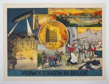 [WWI] Verwoestingen in België