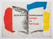 Boekenweek Europa en het boek