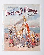 Intocht van St. Nicolaas