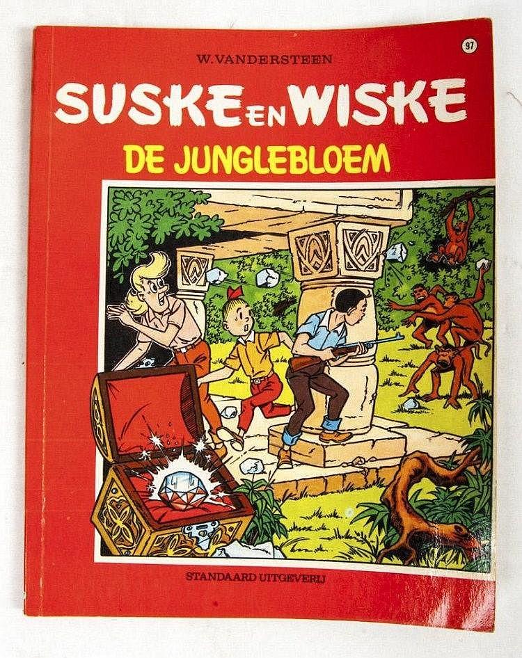 Willy Vandersteen - Suske en Wiske