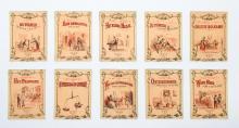 Children's books H.E.V. Amsterdam 1878