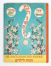 [Judaica/ movables] De Haggadah des Kindes