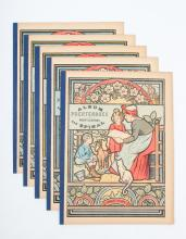 [Penny prints] Album Prentenboek van Épinal
