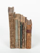 [Proficiency] Lot with 9 (rare) works, incl. (1) Le petite Télémaque,