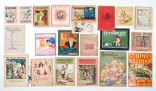[Fairy tales] Lot with 20 fairy tale books,
