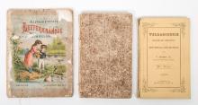 Lot with 3 works: Het Tooverfluitje of de kinderen van Hamelen