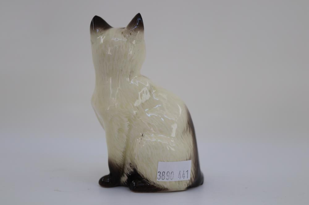 BESWICK FIGURE CAT 11CM NO. 1887 AUST/REG/5940
