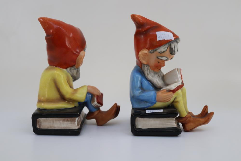 ELF BOOKENDS