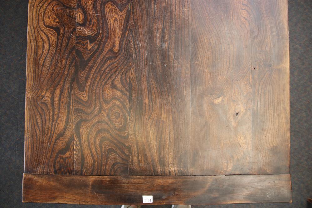 OAK REFECTORY TABLE 182 X 92 X 77 HIGH