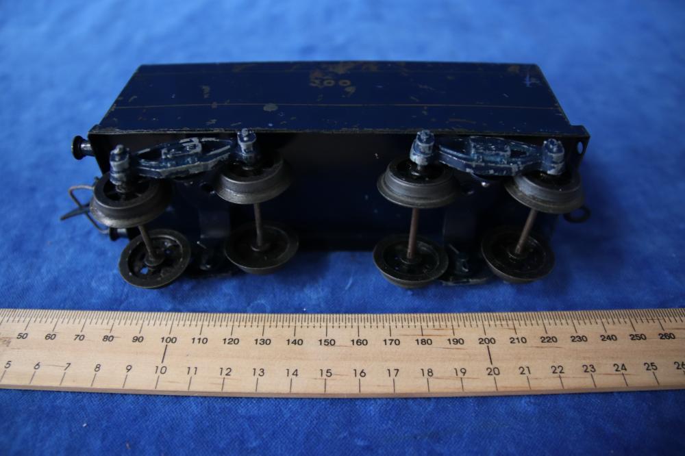 ELECTRIC ROBILT O GAUGE MATTHEW FLINDERS SPIRIT OF PROGRESS LOCOMOTIVE & TENDER