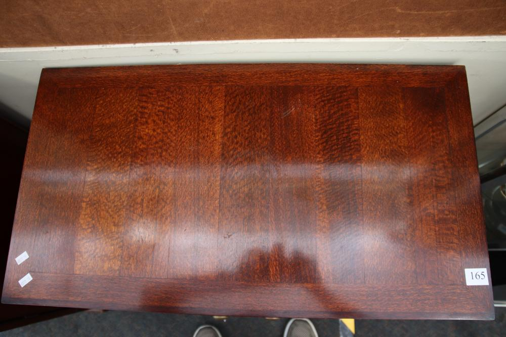S/OAK ART DECO COCKTAIL 2 DOOR CABINET