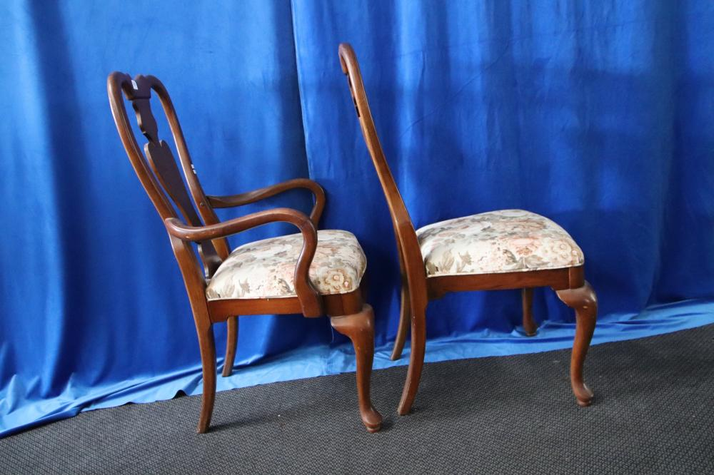 1950'S REPRODUCTION TABLE & CHAIRS