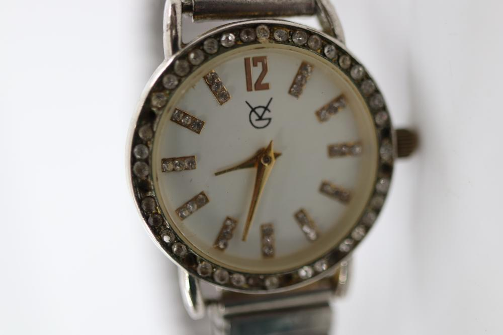 BAG OF WOMAN'S WRIST WATCHES INC MAXEL, REVUE, ALPINE ETC