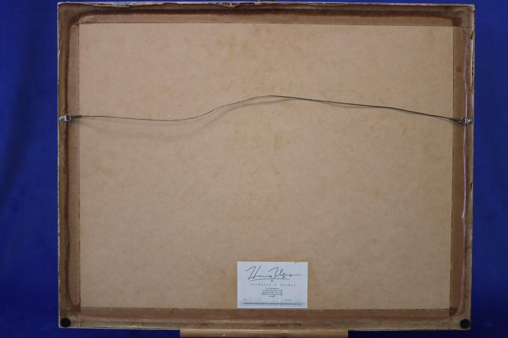 FILIPPO ANIVITTI (ITALIAN 1876-1955) ROMA, WATERCOLOUR ON PAPER, SIGNED LOWER RIGHT, MEASURES 32CM X 49CM