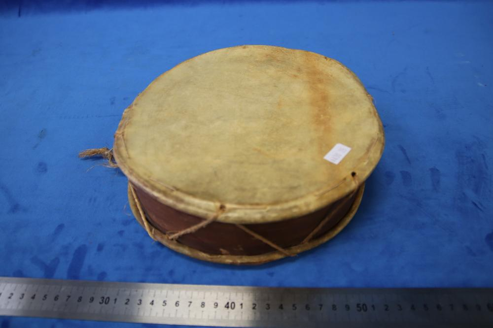 COLLECTION OF SPANISH & SOUTH AMERICAN MUSICAL INSTRUMENTS