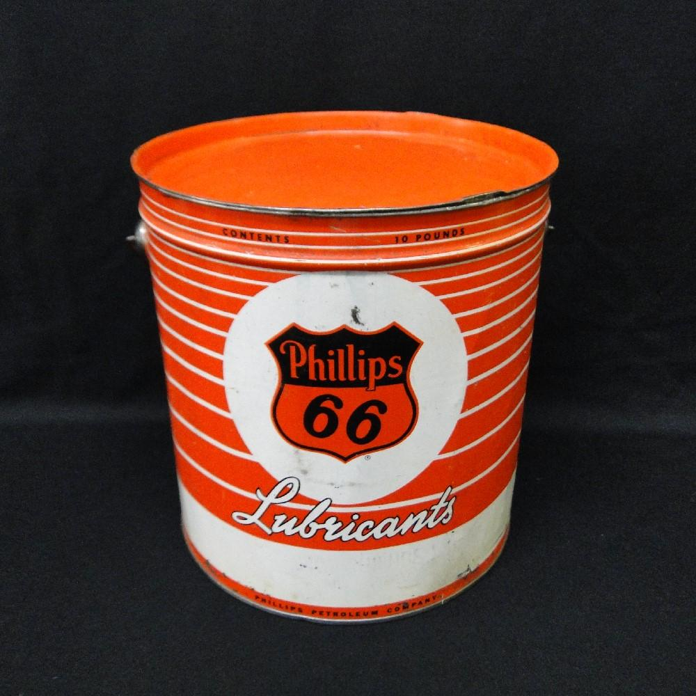 Phillip 66 Lubricants Can