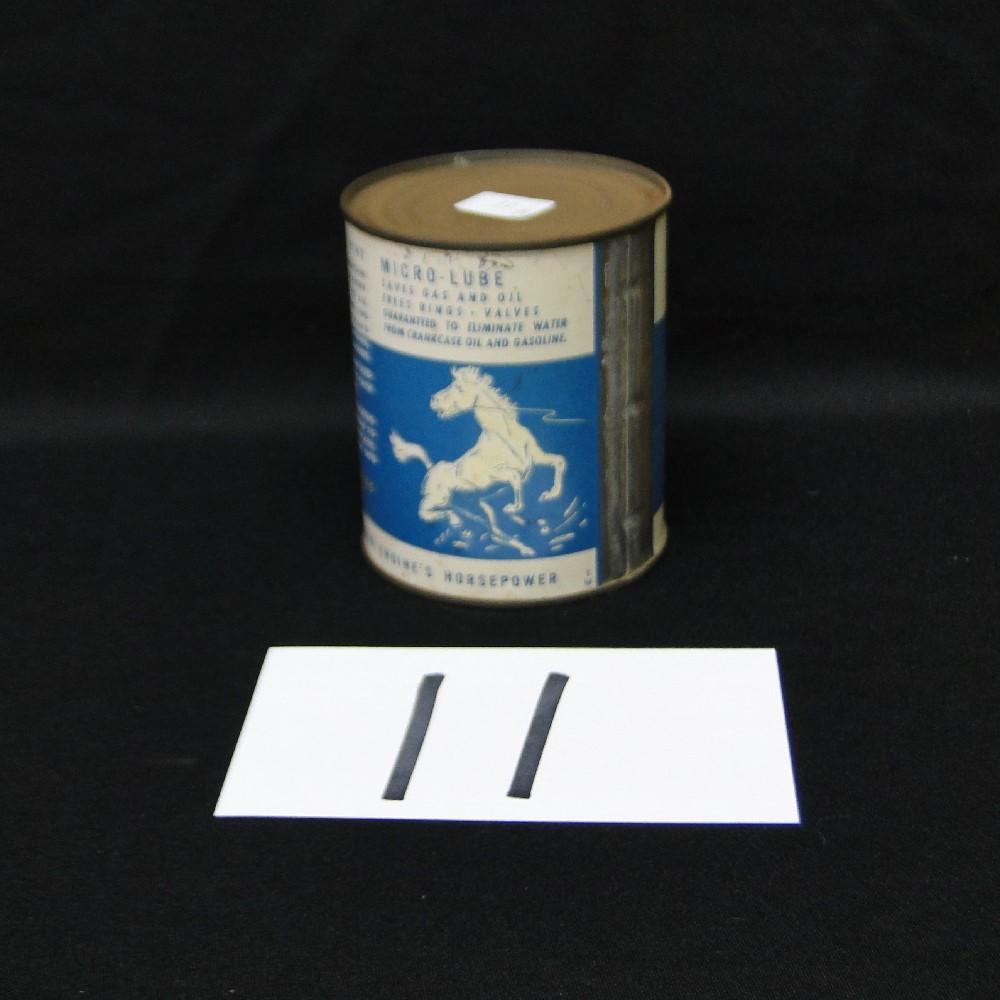 Micro Lube Oil Can