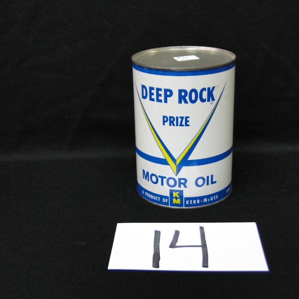 Deep Rock Prize Motor Oil Can