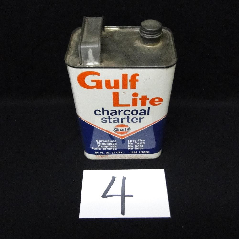 Gulf Life Charcoal Starter Can