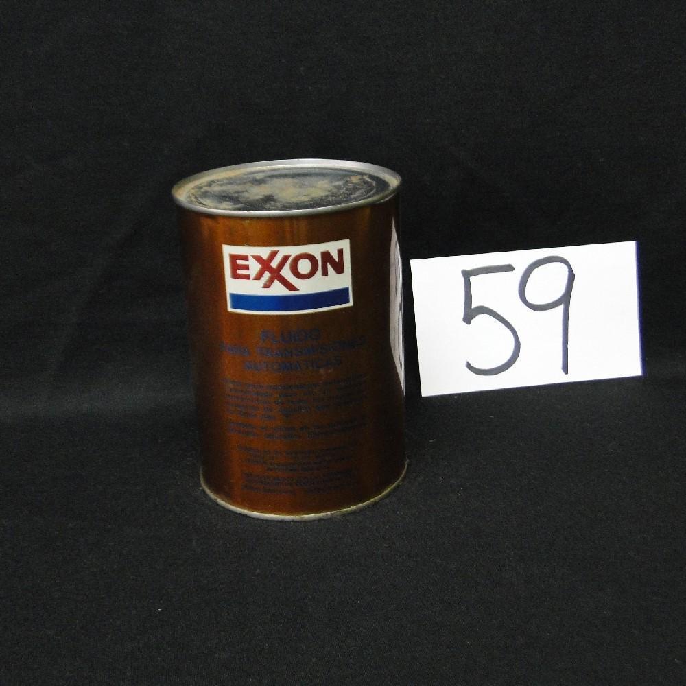 ESSO Transmisiones Fluido Oil Can