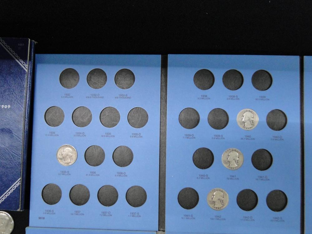 Lot of Coin Books