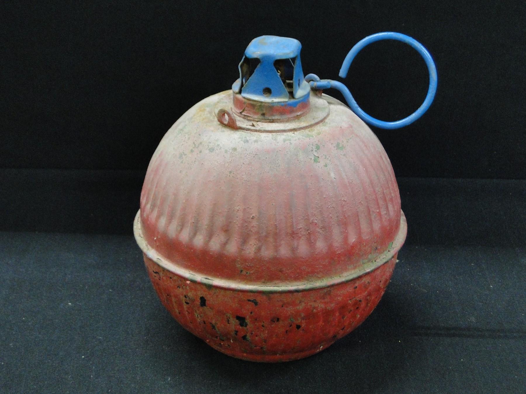 Vintage Smudge Pot