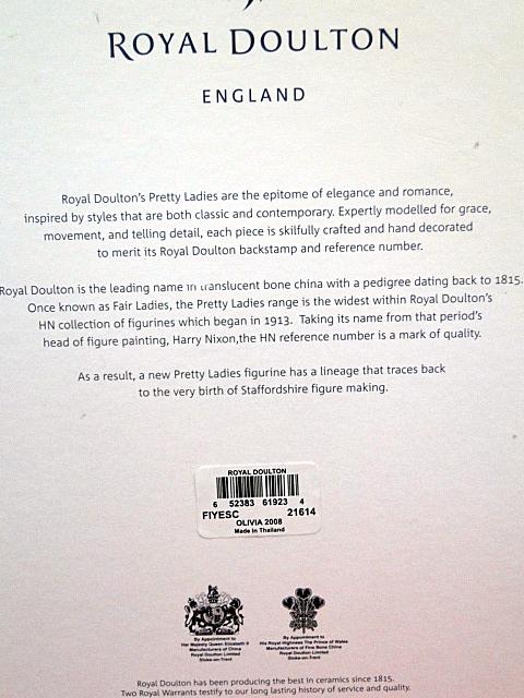 Backstamp dating doulton royal Royal Doulton