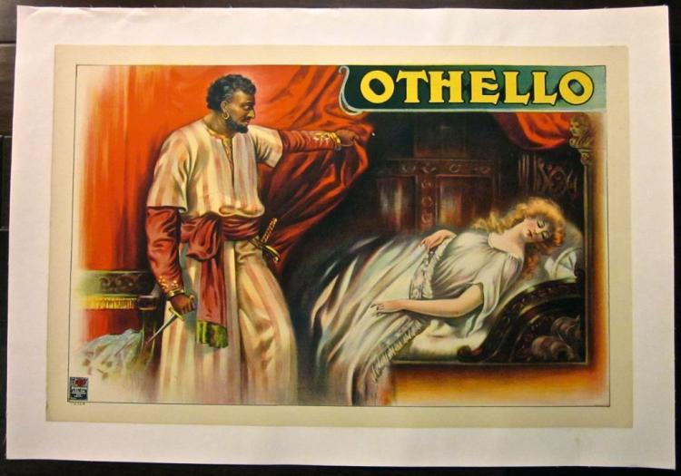 nature of evil in othello