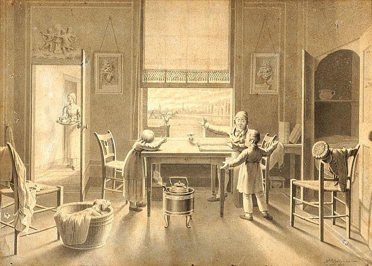 Haatje Pieters Oosterhuis Tolbert 1784 - Amsterdam