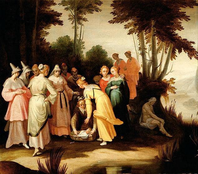 Atelier van Cornelis Cornelisz. van Haarlem